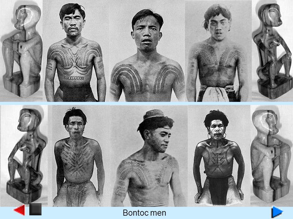 Bontoc men