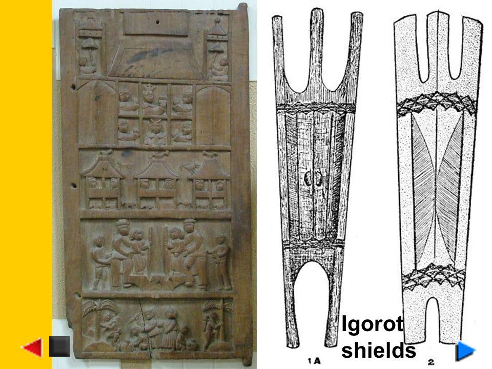 Igorot shields