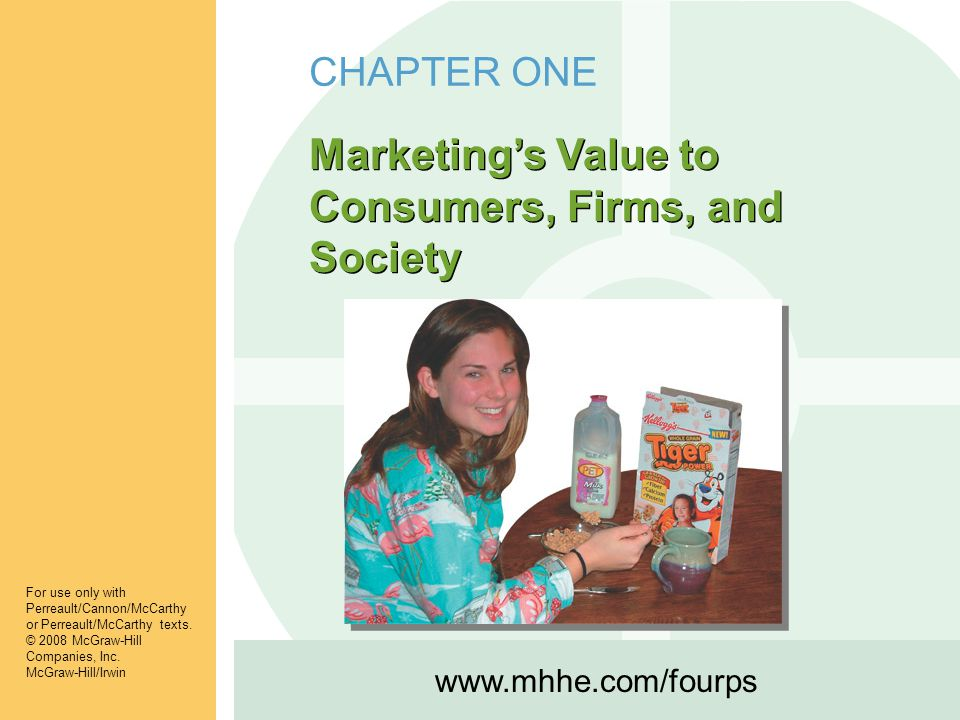 1.Know what marketing is and why you should learn about it.
