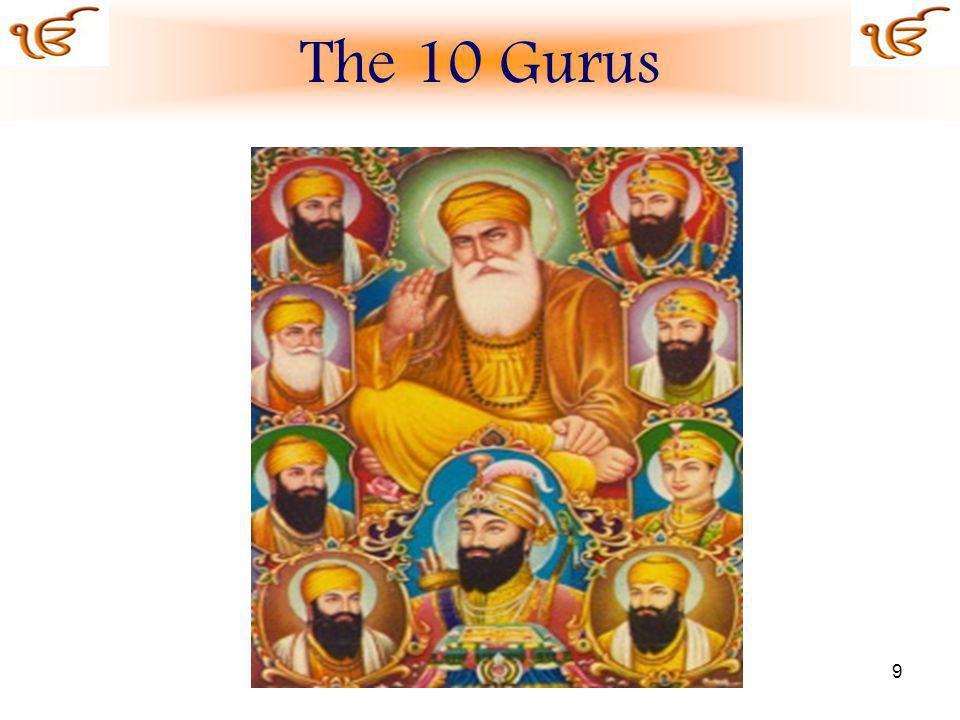 9 The 10 Gurus