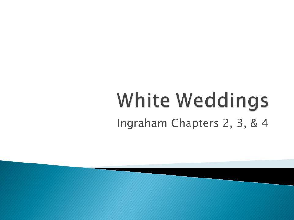 Ingraham Chapters 2, 3, & 4