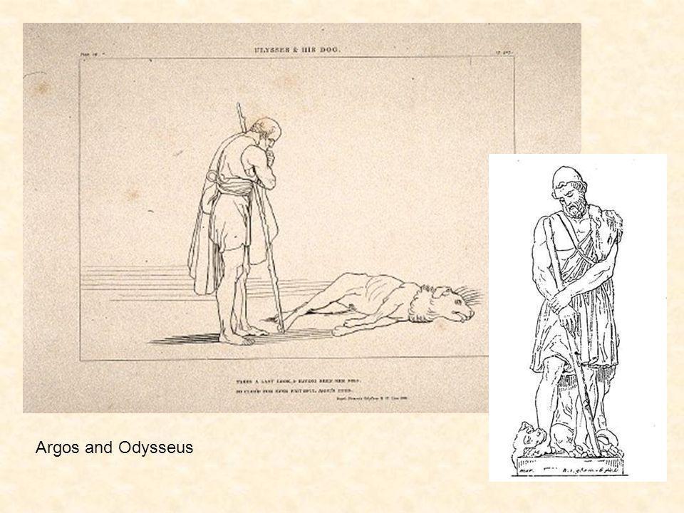 Argos and Odysseus