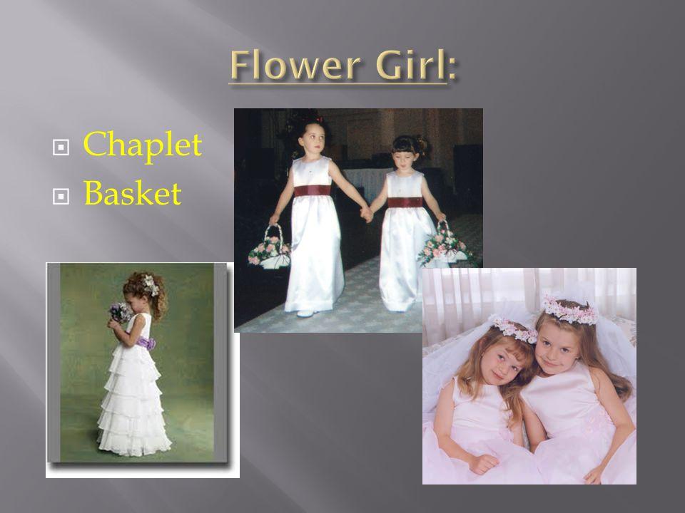 Chaplet Basket