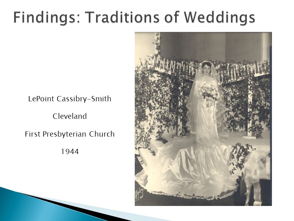 LePoint Cassibry-Smith Cleveland First Presbyterian Church 1944