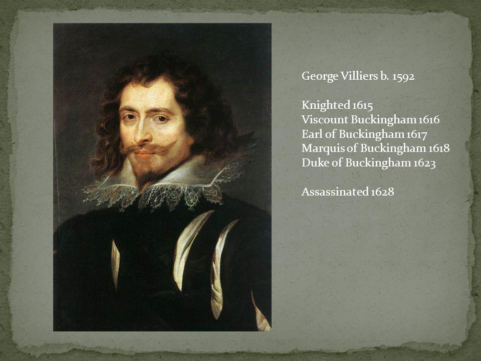 George Villiers b.