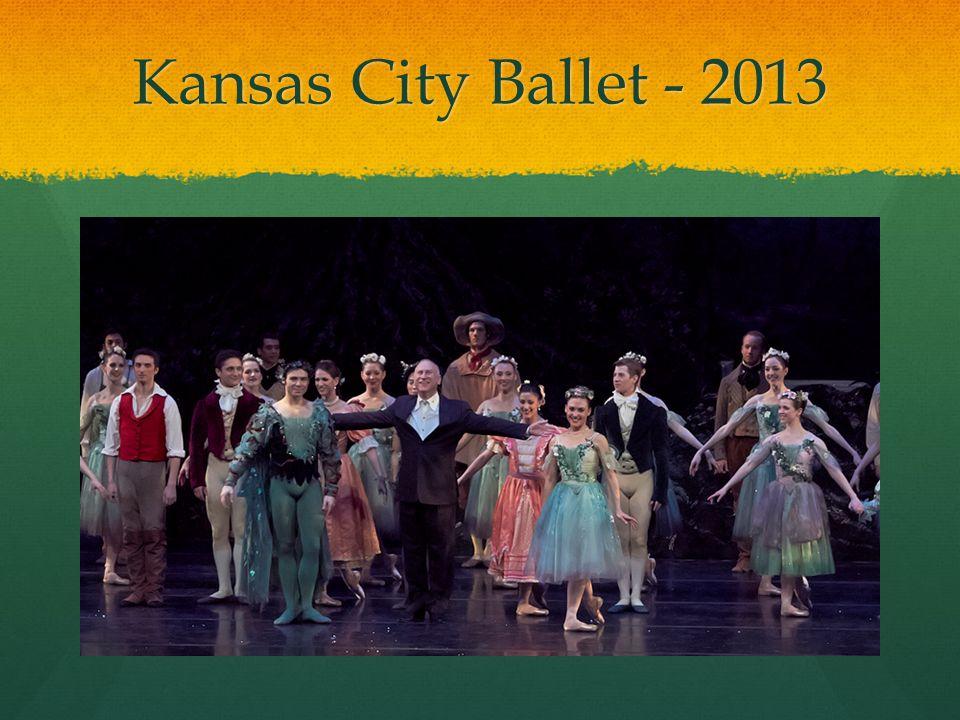 Kansas City Ballet - 2013
