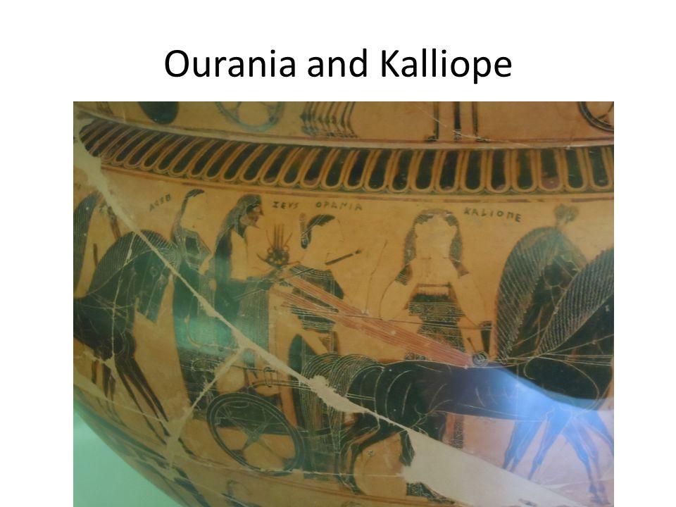 Ourania and Kalliope