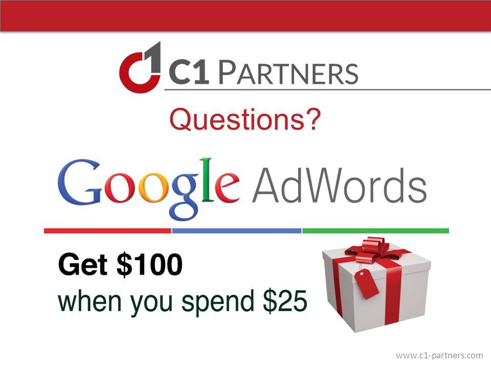 www.c1-partners.com Questions