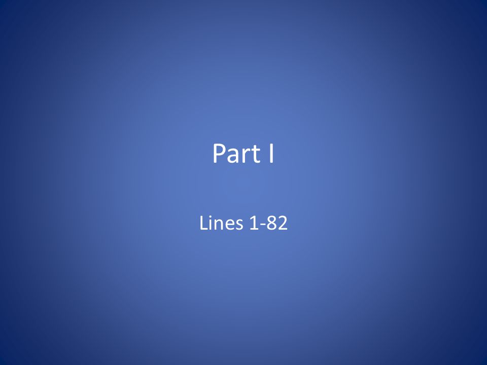 Lines 45 - 50 Why does the poet shift from four- line stanzas to a six-line stanza?