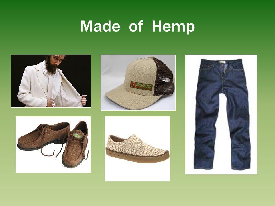 Made of Hemp