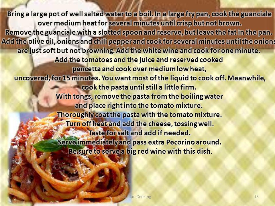 Italian Cooking13
