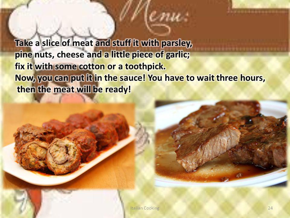 Italian Cooking24