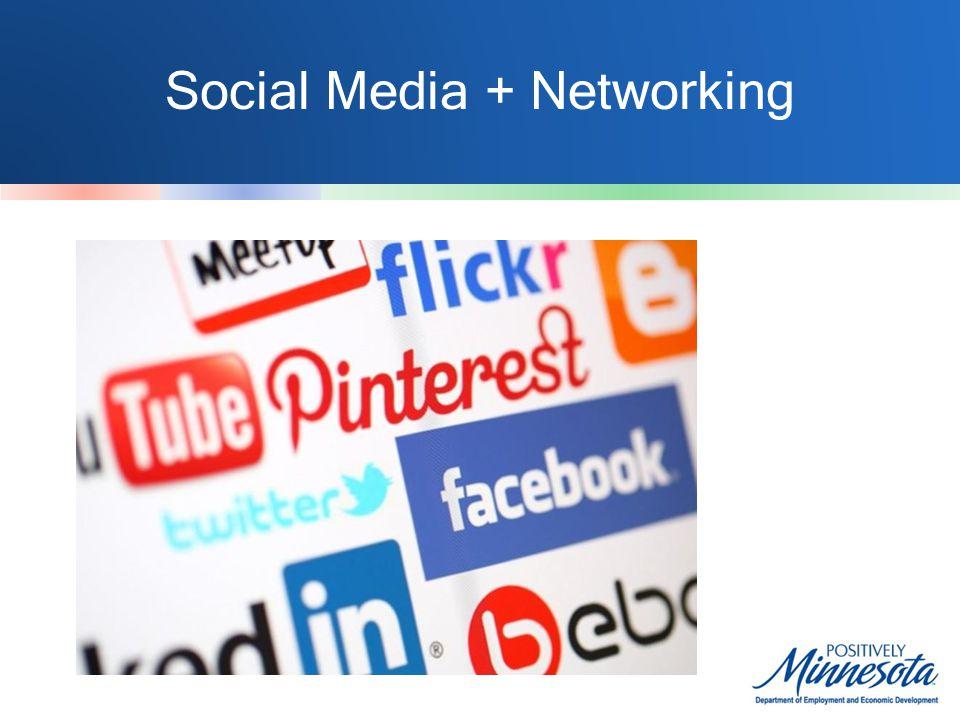 Social Media + Networking