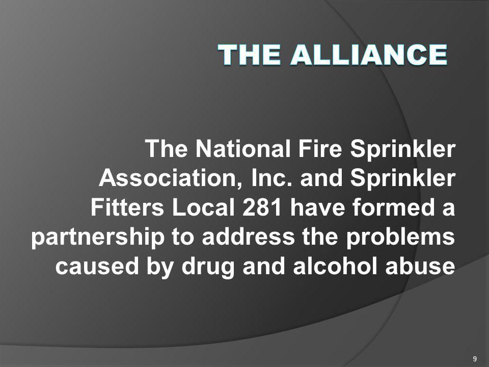 9 The National Fire Sprinkler Association, Inc.