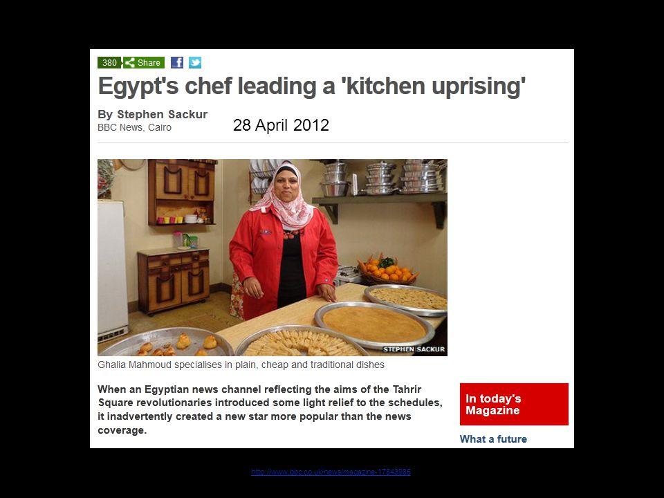 July 19, 2009 http://www.bbc.co.uk/news/magazine-17843985 28 April 2012