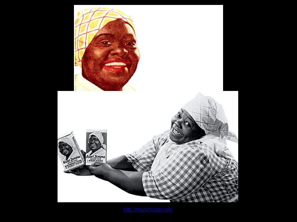 http://munchcast.com/ Nancy Green, the original Aunt Jemima