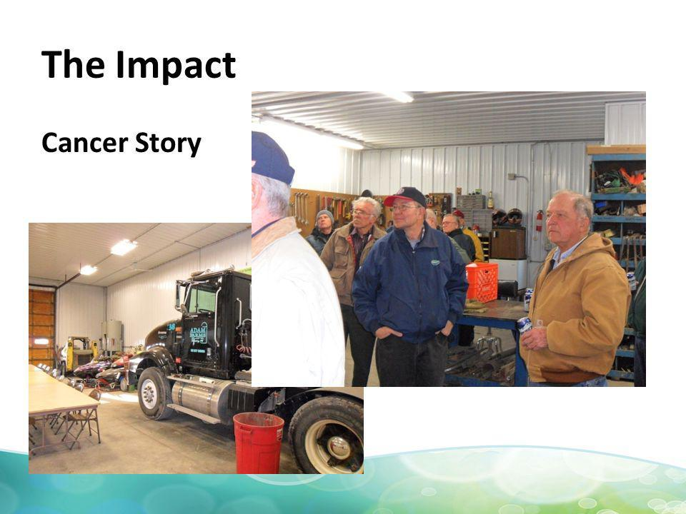 The Impact Cancer Story