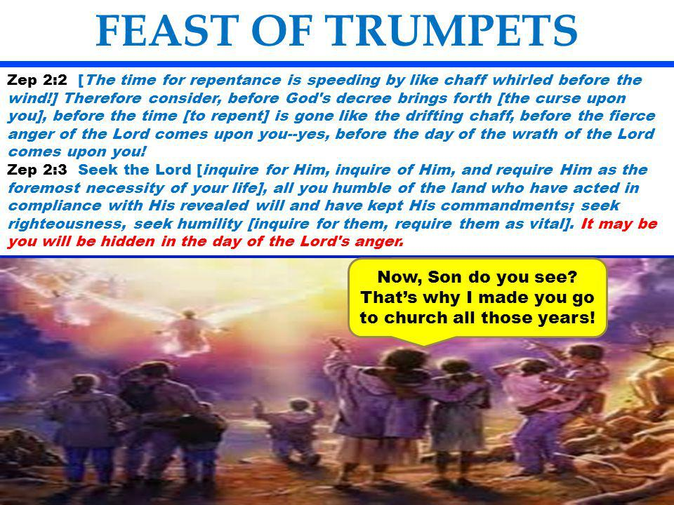 Zep 2:2 [The time for repentance is speeding by like chaff whirled before the wind!] Therefore consider, before God's decree brings forth [the curse u