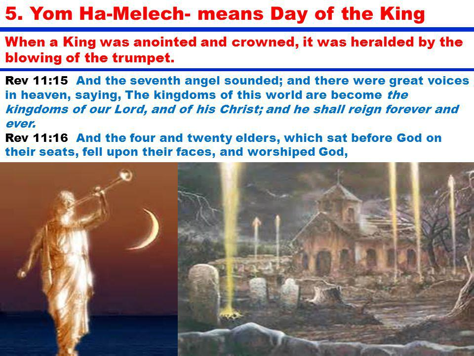 The Feast of Trumpets the Rapture of the Church FEAST OF TRUMPETS Mat 24:32 Now learn a parable of the fig tree; When his branch is yet tender, and putteth forth leaves, ye know that summer is nigh: Mat 24:33 So likewise ye, when ye shall see all these things, know that it is near, even at the doors.
