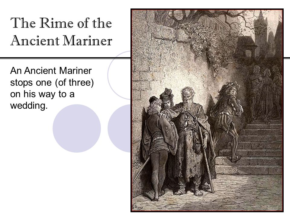 Geschke/British Literature Coleridge s The Rime of the Ancient Mariner Lyrical Ballads Published in 1798 with William Wordsworth The Rime of the Ancient Mariner opens the Lyrical Ballads