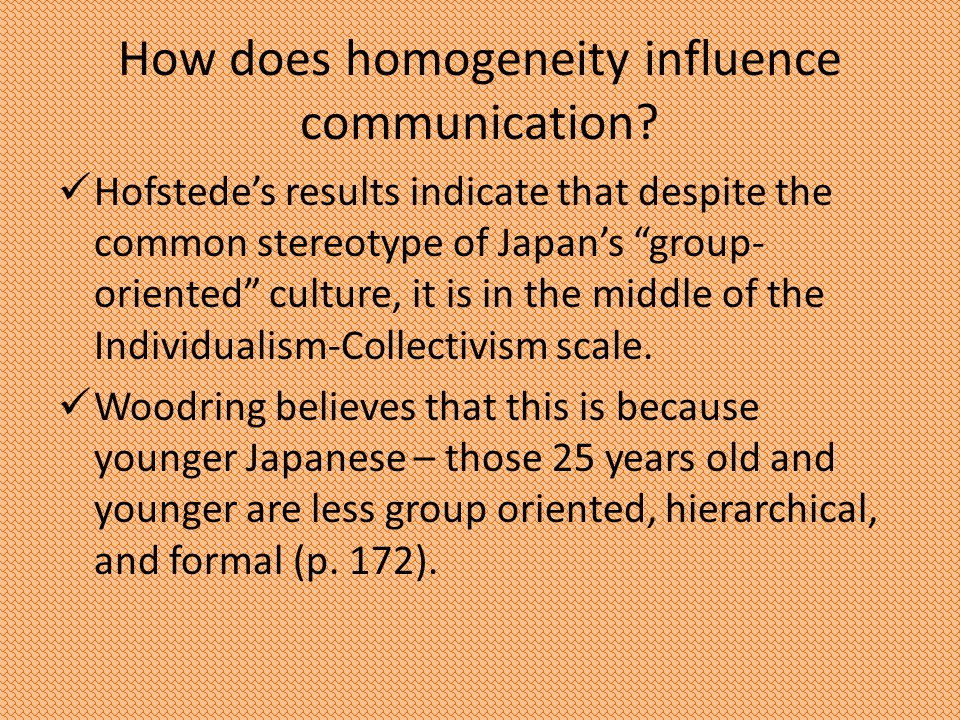 Interdependence & Interconnectedness Geography: Japan is an archipelago of four main islands & 3,000 smaller ones.