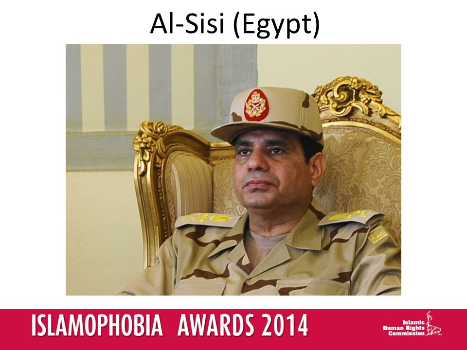Al-Sisi (Egypt)