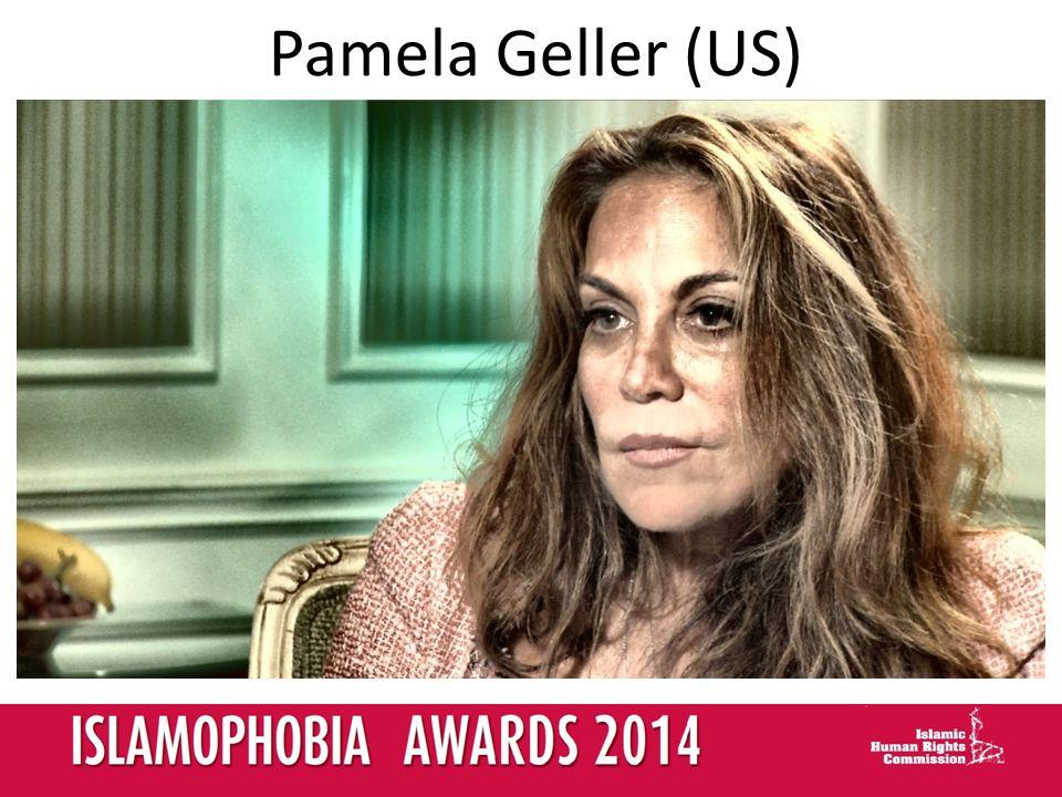 Pamela Geller (US)