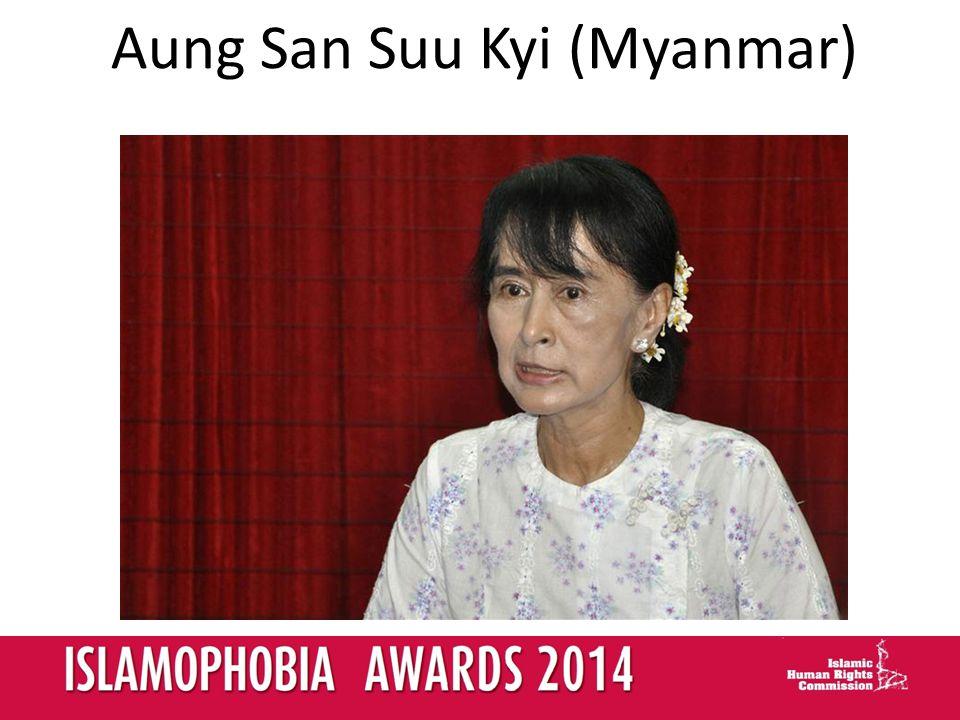 Aung San Suu Kyi (Myanmar)