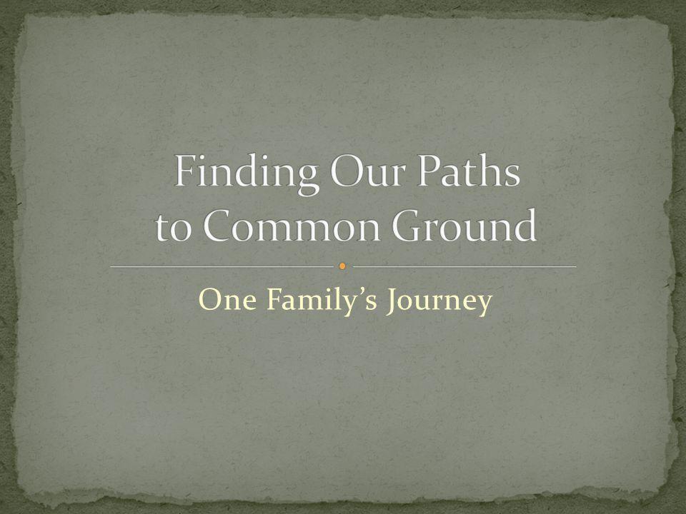 One Familys Journey