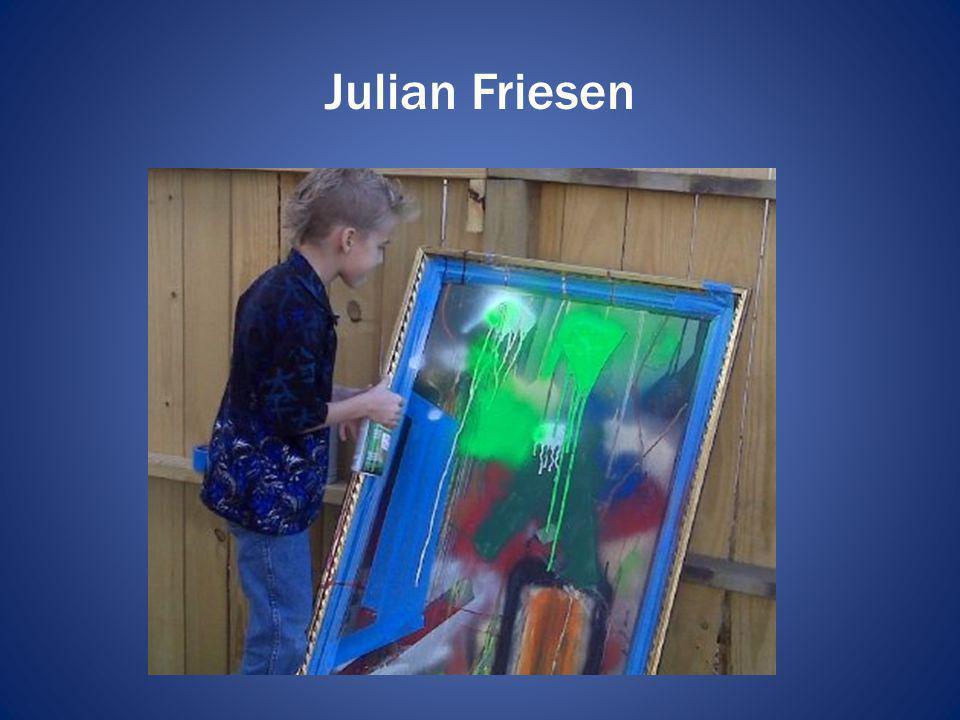 Julian Friesen