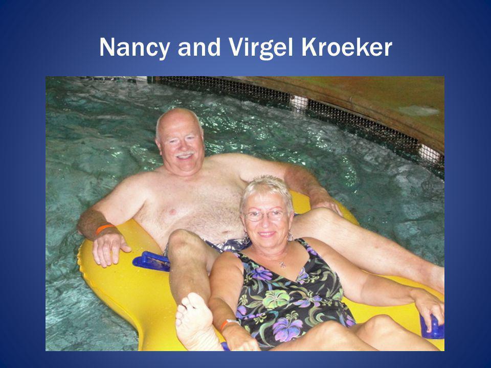Nancy and Virgel Kroeker
