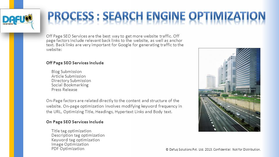 Off Page SEO Services are the best way to get more website traffic.
