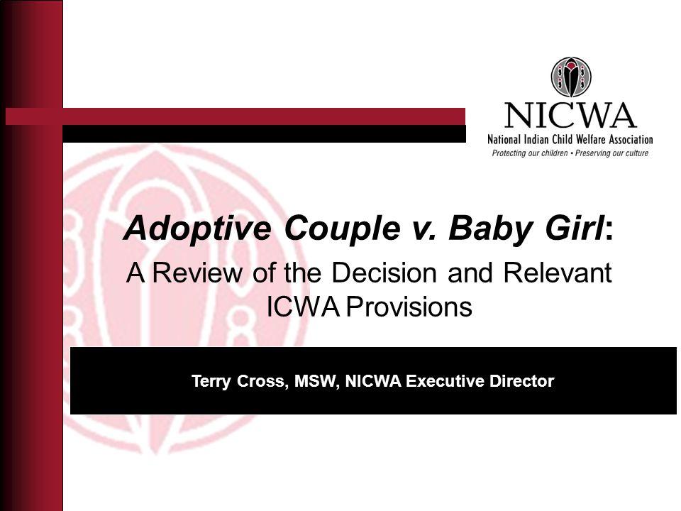 Adoptive Couple v.