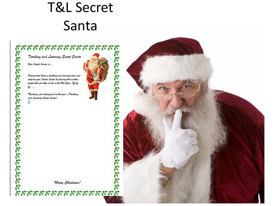 T&L Secret Santa
