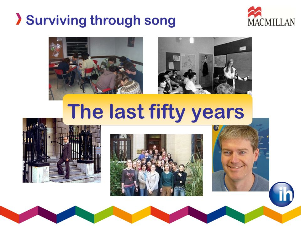 Surviving through song The last fifty years