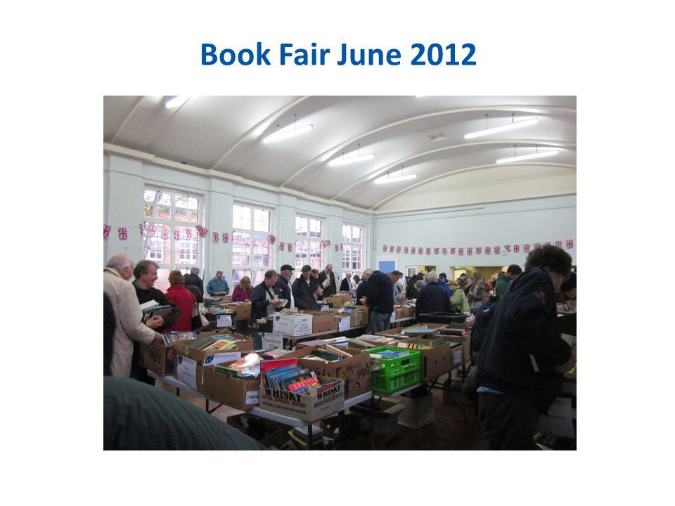 Book Fair June 2012