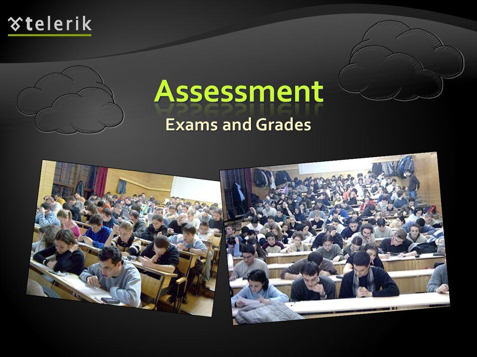 Exams and Grades