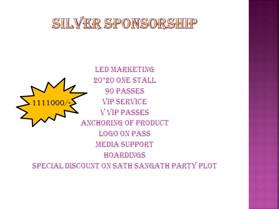LED marketing 20*20 one stall 90 passes Logo in paper Logo on pass Vip service V vip passes Anchoring of product Logo on pass Media support 777777/-