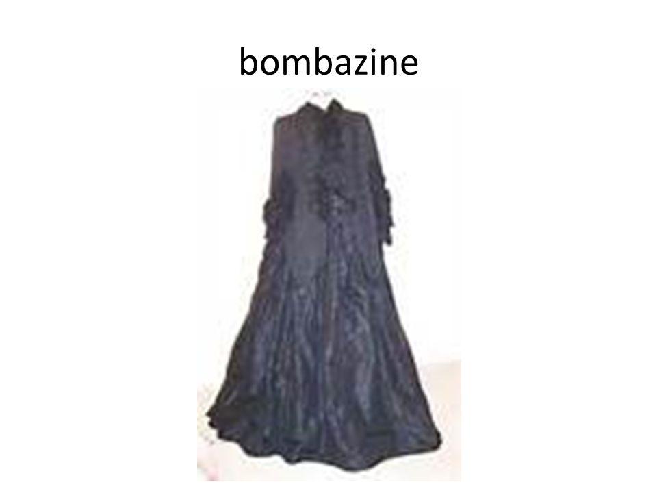 bombazine