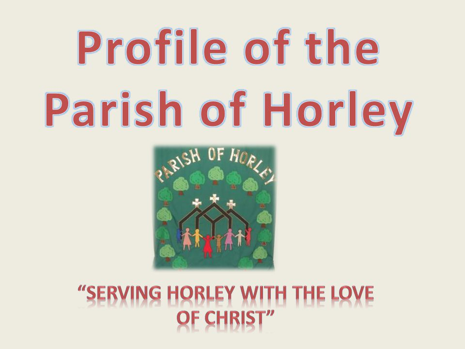 As a Parish we are praying for a man or woman Team Rector to lead the Team Ministry in Horley, Surrey which comprises of the three churches of St.