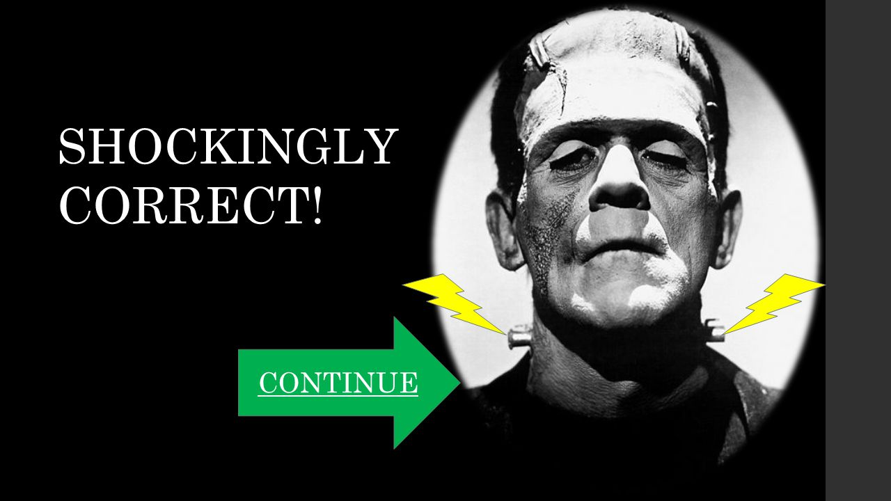 What natural phenomena influenced Frankenstein.A.