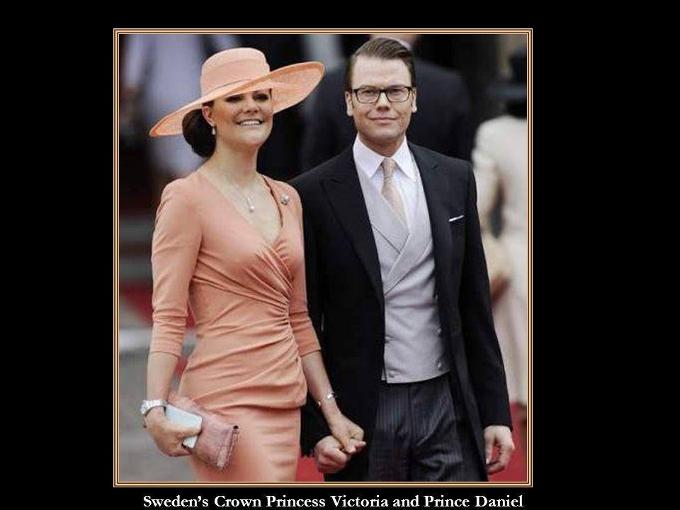 Princess Maxima and Prince Willem of Netherland