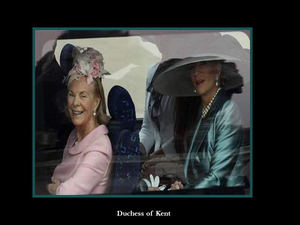 Princess and Prince Michael of Kent