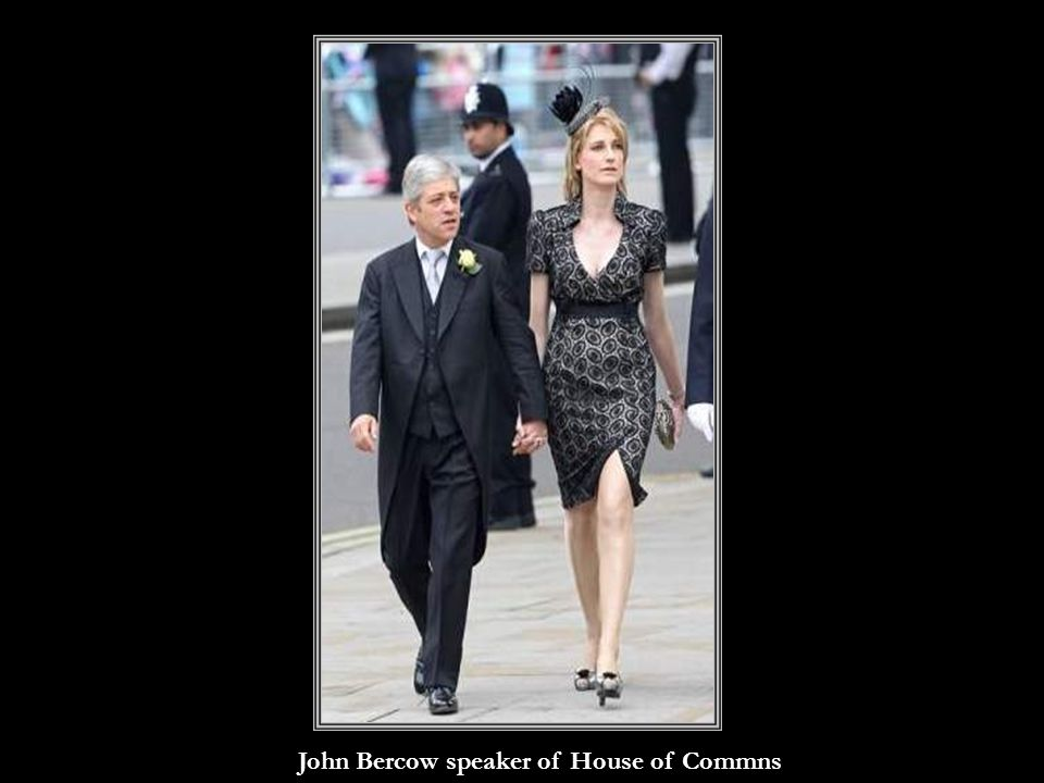 John Major prim Ministe and his wife Norma
