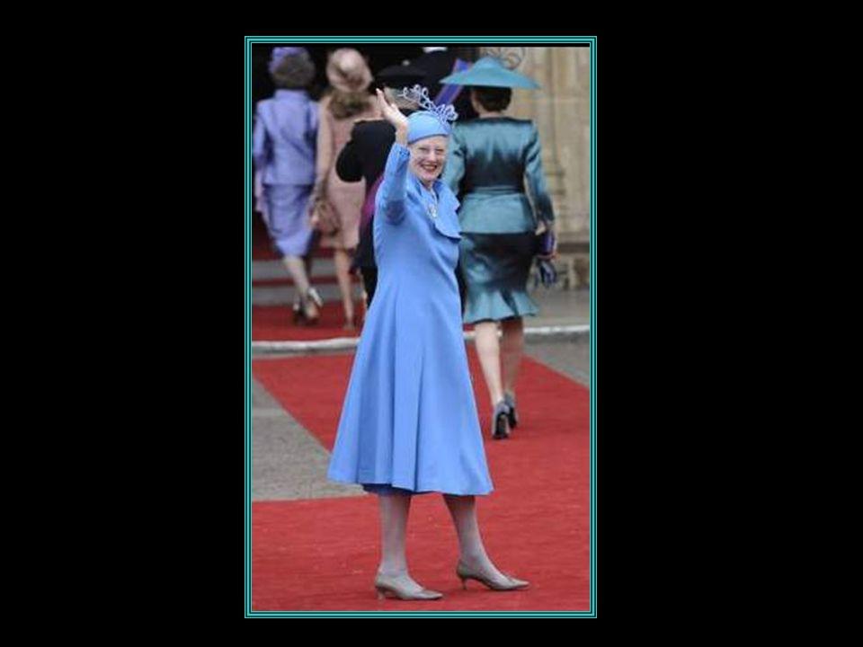 Queen Margrethe of Dennmark