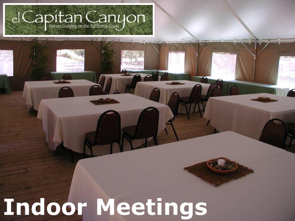 Indoor Meetings