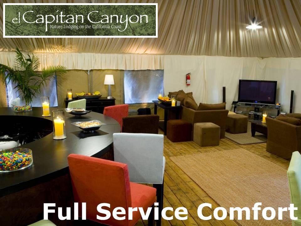 Full Service Comfort