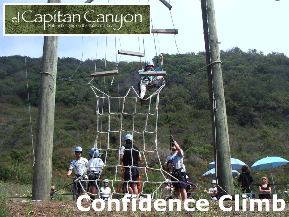 Confidence Climb