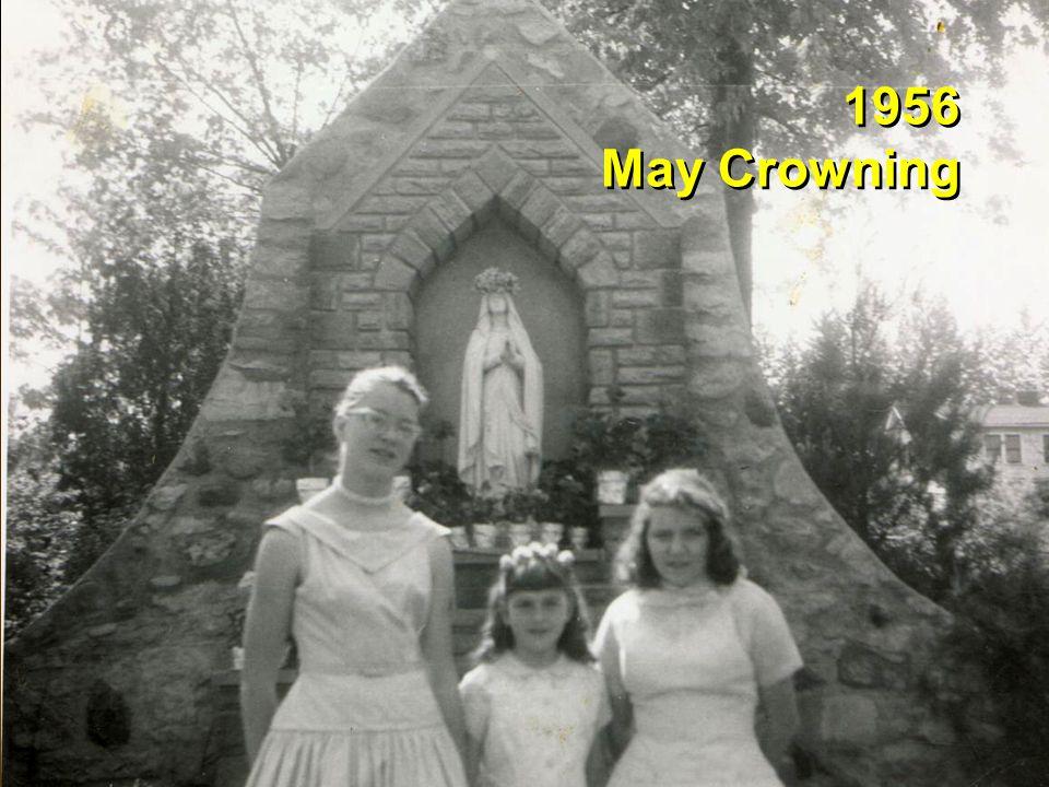 1956 May Crowning