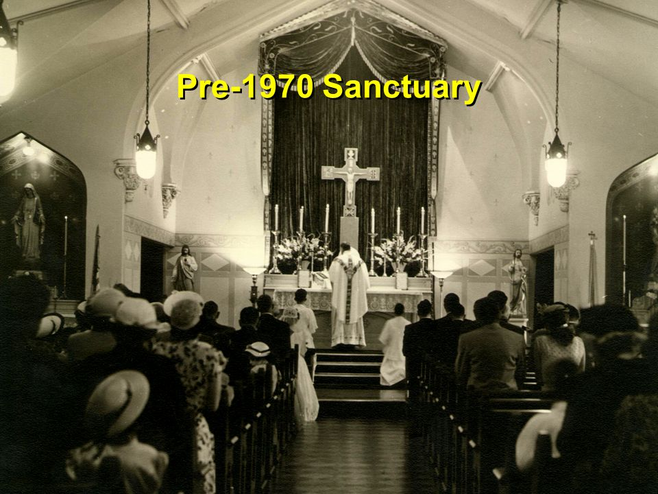 Pre-1970 Sanctuary